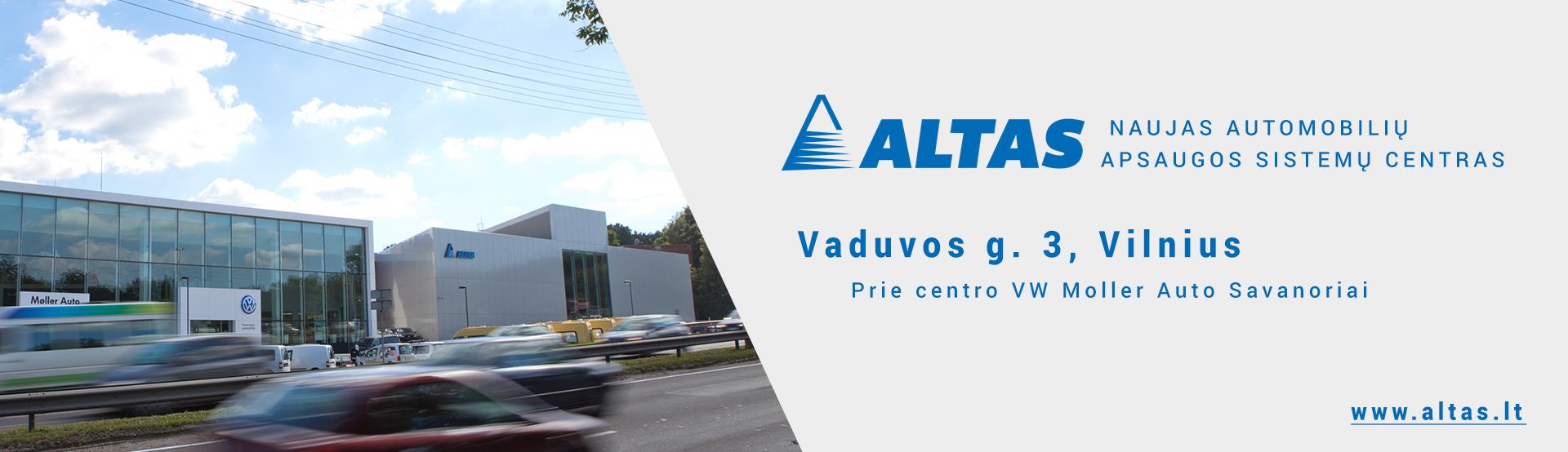 Vilniaus Altas