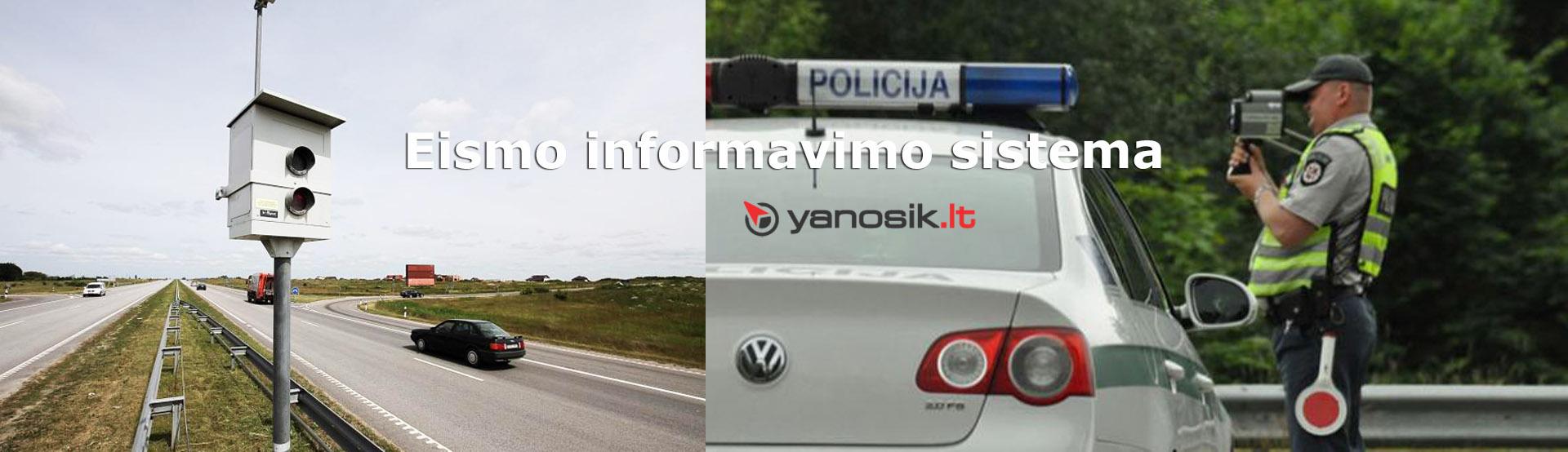 Ketvirtas baneris Yanosik