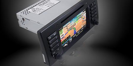 Originali Multimedijos Sistema Dvn E39a Automobilių